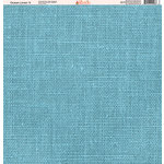 Ella and Viv Paper Company - Ocean Linen Collection - 12 x 12 Paper - Five