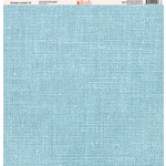 Ella and Viv Paper Company - Ocean Linen Collection - 12 x 12 Paper - Six