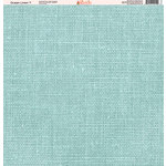 Ella and Viv Paper Company - Ocean Linen Collection - 12 x 12 Paper - Seven
