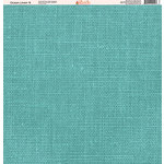 Ella and Viv Paper Company - Ocean Linen Collection - 12 x 12 Paper - Nine