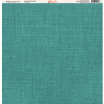 Ella and Viv Paper Company - Ocean Linen Collection - 12 x 12 Paper - Ten