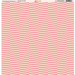 Ella and Viv Paper Company - Pink Blush Patterns Collection - 12 x 12 Paper - One