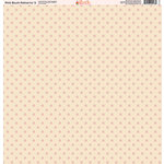 Ella and Viv Paper Company - Pink Blush Patterns Collection - 12 x 12 Paper - Three