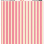 Ella and Viv Paper Company - Pink Blush Patterns Collection - 12 x 12 Paper - Four