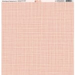 Ella and Viv Paper Company - Pink Blush Patterns Collection - 12 x 12 Paper - Eight