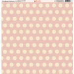 Ella and Viv Paper Company - Pink Blush Patterns Collection - 12 x 12 Paper - Ten