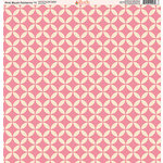 Ella and Viv Paper Company - Pink Blush Patterns Collection - 12 x 12 Paper - Eleven