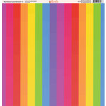 Ella and Viv Paper Company - Rainbow Connection Collection - 12 x 12 Paper - Three