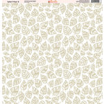 Ella and Viv Paper Company - Safari Tribal Collection - 12 x 12 Paper - Six