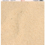 Ella and Viv Paper Company - Shades of Sand Collection - 12 x 12 Paper - Five