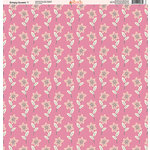 Ella and Viv Paper Company - Simply Sweet Collection - 12 x 12 Paper - One