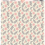 Ella and Viv Paper Company - Simply Sweet Collection - 12 x 12 Paper - Five