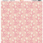 Ella and Viv Paper Company - Simply Sweet Collection - 12 x 12 Paper - Six