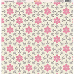 Ella and Viv Paper Company - Simply Sweet Collection - 12 x 12 Paper - Nine