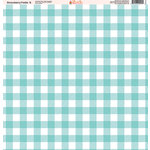 Ella and Viv Paper Company - Strawberry Fields Collection - 12 x 12 Paper - Six