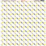 Ella and Viv Paper Company - Sunshine Patterns Collection - 12 x 12 Paper - Four