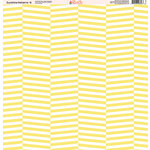 Ella and Viv Paper Company - Sunshine Patterns Collection - 12 x 12 Paper - Six
