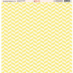 Ella and Viv Paper Company - Sunshine Patterns Collection - 12 x 12 Paper - Twelve