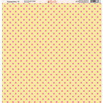 Ella and Viv Paper Company - Tickled Pink Patterns Collection - 12 x 12 Paper - Eleven