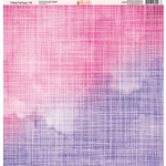 Ella and Viv Paper Company - Tribal Tie Dye Collection - 12 x 12 Paper - Ten