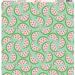 Ella and Viv Paper Company - Watermelon Fresca Collection - 12 x 12 Paper - Six