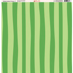 Ella and Viv Paper Company - Watermelon Fresca Collection - 12 x 12 Paper - Seven