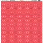 Ella and Viv Paper Company - Watermelon Fresca Collection - 12 x 12 Paper - Nine