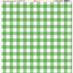Ella and Viv Paper Company - Watermelon Fresca Collection - 12 x 12 Paper - Ten
