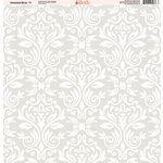 Ella and Viv Paper Company - Wedded Bliss Collection - 12 x 12 Paper - Eleven