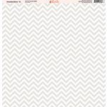 Ella and Viv Paper Company - Wedded Bliss Collection - 12 x 12 Paper - Twelve