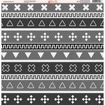 Ella and Viv Paper Company - Shades of Aztec Collection - 12 x 12 Paper - Eight