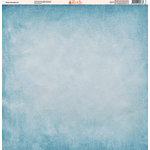 Ella and Viv Paper Company - Ocean Wonders Collection - 12 x 12 Paper - Five
