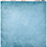 Ella and Viv Paper Company - Ocean Wonders Collection - 12 x 12 Paper - Seven
