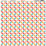 Ella and Viv Paper Company - Because I'm Happy Collection - 12 x 12 Paper - One