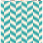 Ella and Viv Paper Company - Because I'm Happy Collection - 12 x 12 Paper - Eight