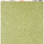 Ella and Viv Paper Company - Glitter FX Collection - 12 x 12 Paper - Four