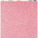 Ella and Viv Paper Company - Glitter FX Collection - 12 x 12 Paper - Seven