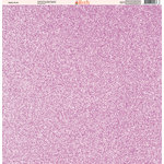 Ella and Viv Paper Company - Glitter FX Collection - 12 x 12 Paper - Nine