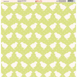 Ella and Viv Paper Company - Easter Fun Collection - 12 x 12 Paper - Six