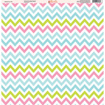 Ella and Viv Paper Company - Easter Fun Collection - 12 x 12 Paper - Ten