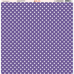 Ella and Viv Paper Company - Purple Passion Collection - 12 x 12 Paper - One