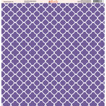 Ella and Viv Paper Company - Purple Passion Collection - 12 x 12 Paper - Eleven