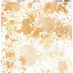 Ella and Viv Paper Company - Rainbow Splash Collection - 12 x 12 Paper - Eight