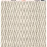 Ella and Viv Paper Company - Aztec Linen Collection - 12 x 12 Paper - Ten