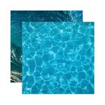 Reminisce - Elements Collection - 12 x 12 Double Sided Paper - Vitality