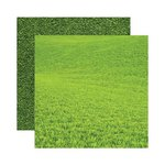 Reminisce - Elements Collection - 12 x 12 Double Sided Paper - Nurture