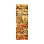 Reminisce - Harvest Collection - Cardstock Stickers - Graphic