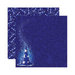 Reminisce - Magical Collection - 12 x 12 Double Sided Paper - Magical Hat