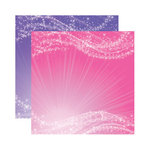 Reminisce - Magical Collection - 12 x 12 Double Sided Paper - Magical Princess
