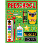 Reminisce - Making the Grade Collection - 3 Dimensional Stickers - Preschool